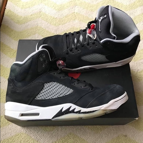 "facb034a5d92da Jordan Other - Air Jordan Retro 5 ""Oreo"""
